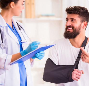Minor Trauma and Acute Injuries
